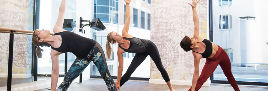 The Fit List: Namastay Your Way Into These 5 Incredible Yoga Studios