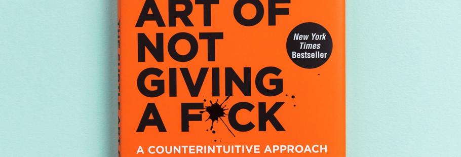 Summarising the Subtle Art of Not Giving a F*ck